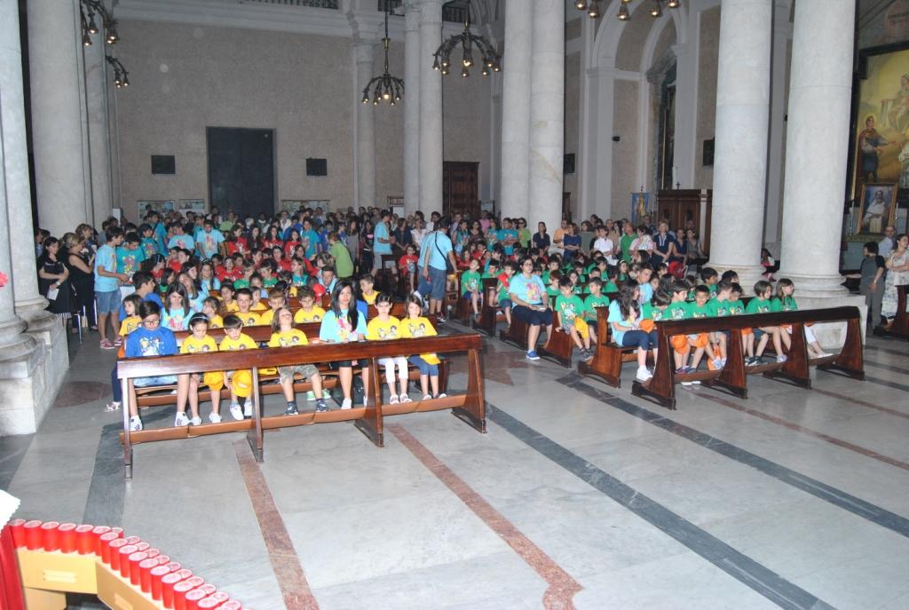 16 giugno 2013 giornata inaugurale.