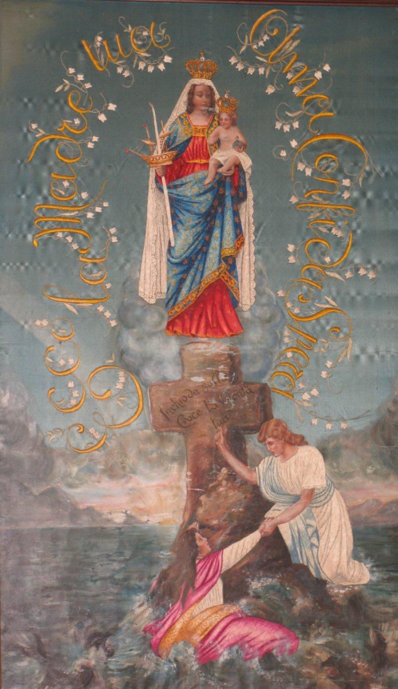 Ecco la tua Madre: ama, confida e spera