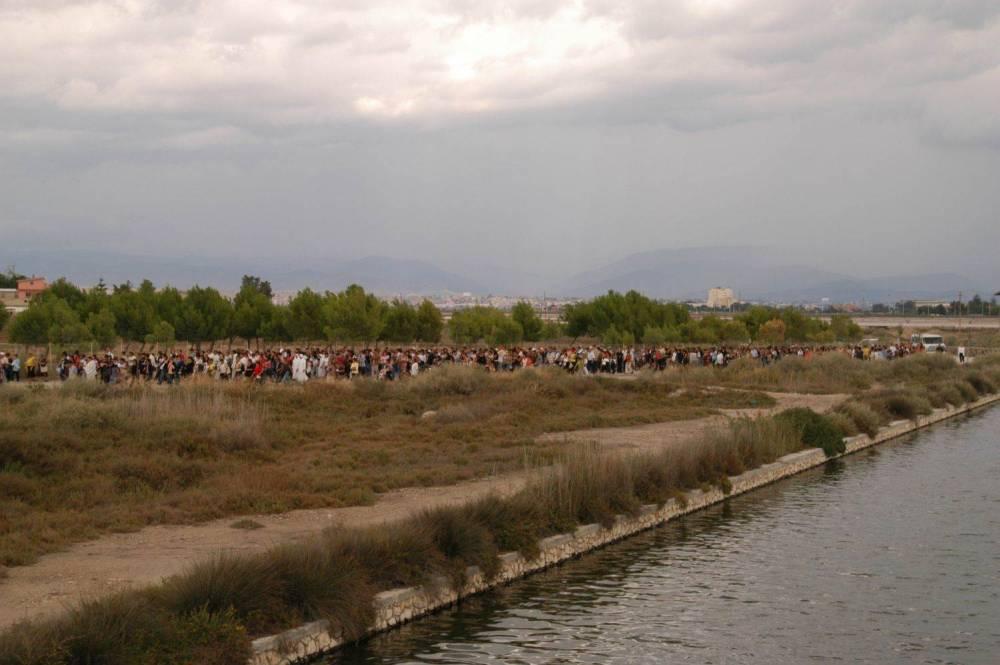 Pellegrinaggio da Quartu S. Elena 07/10/2007