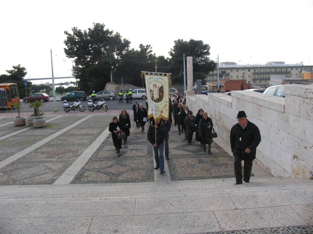 Pellegrinaggio Forania Annunziata 26/01/2008